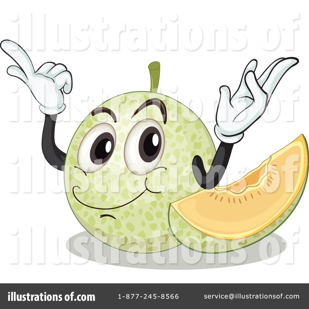 Cantaloupe clipart cartoon Colematt Royalty Clipart by Clipart