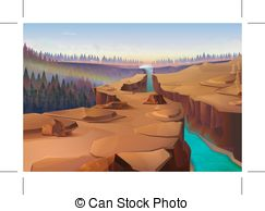 Canyon clipart Background Clipart background nature Canyon