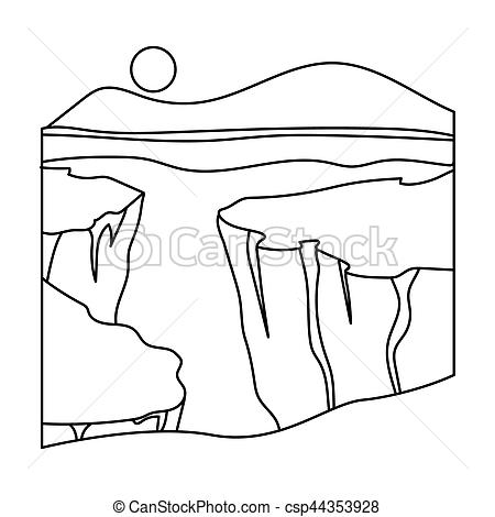 Canyon clipart plateau Download Download Colorado Plateau #13