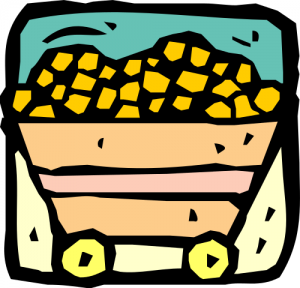 Cart clipart food stall Cart Coal Icon Art Clip