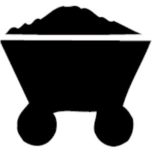 Caol clipart Coal  cliparts eps Bin