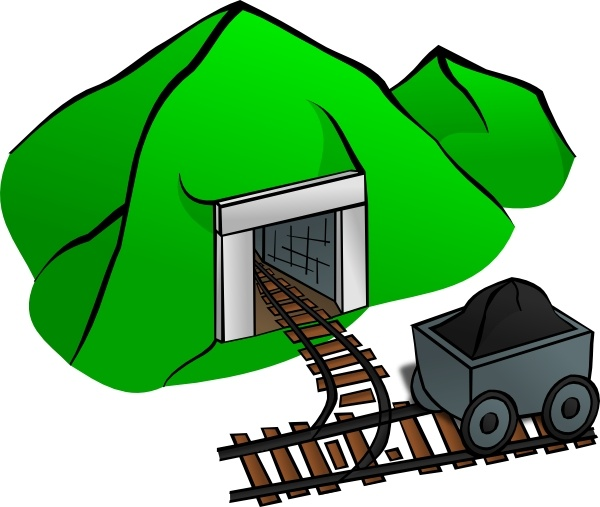 Caol clipart cartoon Vector) clip (70 for Coal