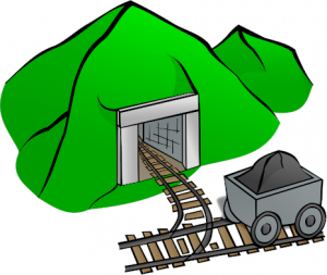 Caol clipart coal cart Cart Coal With Clip Cart