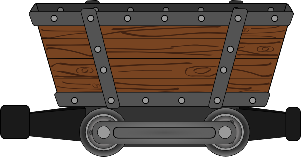 Caol clipart coal cart Coal Clip Car car Art