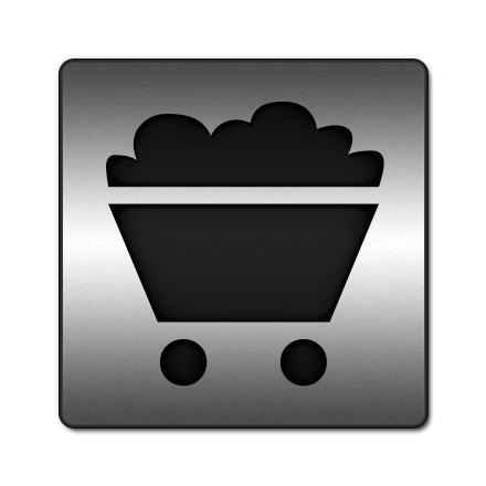 Caol clipart coal cart Cart Icon Cart Icon #077459