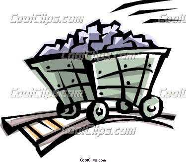 Caol clipart coal cart Panda Clip Coal Free Art
