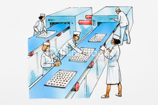 Caol clipart food processing Production Facility Cliparts clipart Food