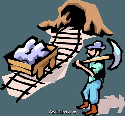 Caol clipart iron ore Miner coal clip (5+) Clipart