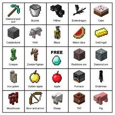 Caol clipart minecraft The Minecraft 25+ free themed