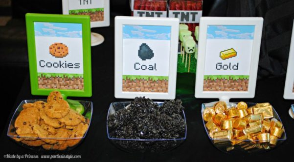Minecraft clipart piece coal #5