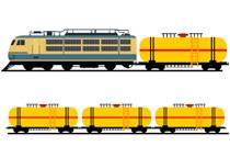 Caol clipart petroleum Train freight clipart tankers Graphics
