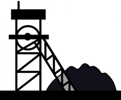 Caol clipart quarry Clip Coal Free Art Info