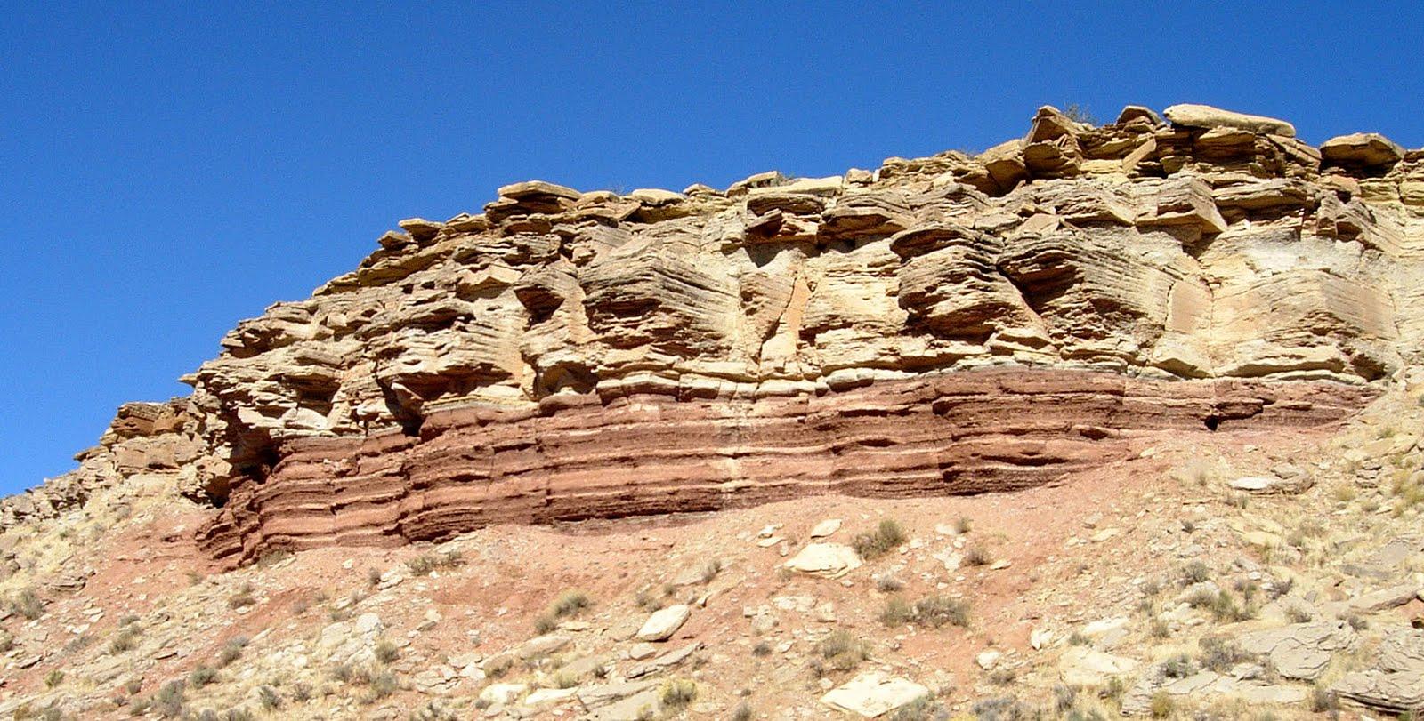 Caol clipart sedimentary rock Wednesday and January Domain Clip