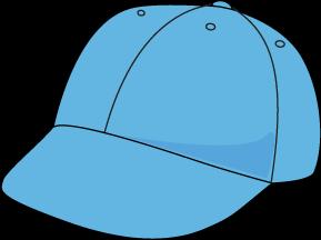 Cap clipart Hat Images Clip Baseball Blue