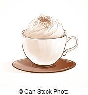 Cappuccino clipart coffee bean Of 903 Sketchy vector Cappuccino