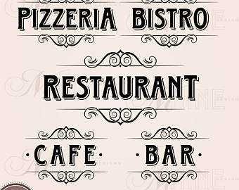 Cappuccino clipart bistro Cafe clipart for Popular items
