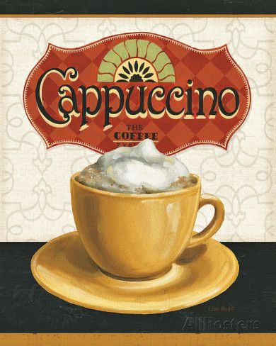 Cappuccino clipart bistro On and 91 cafe Pinterest