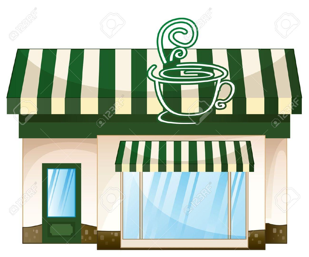 Restaurant clipart cafe building 0360f40829fd1a4c9ac7e9acab298e Clipart Coffee clipart Collection