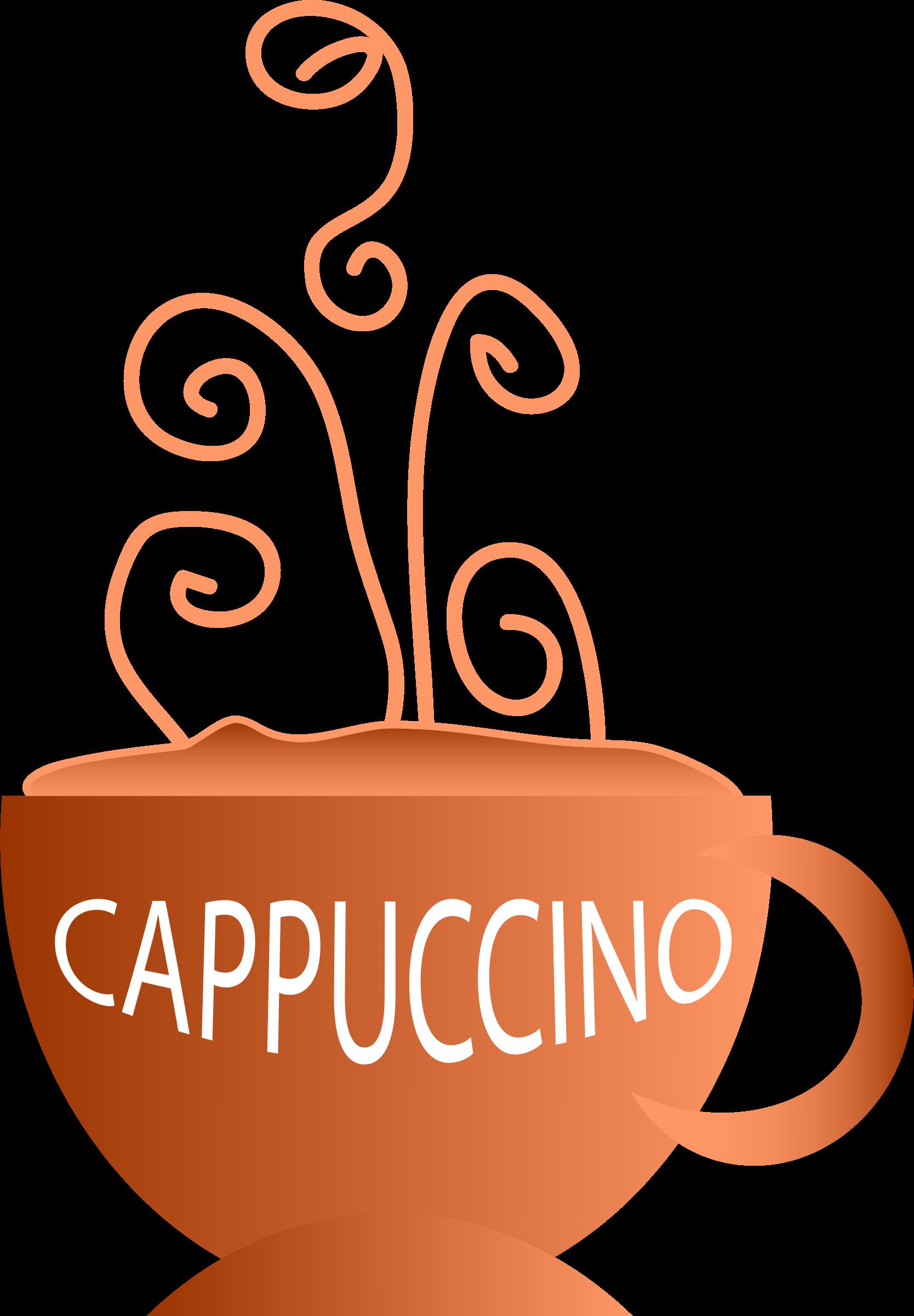 Cappuccino clipart latte Cappuccino Clipart cappuccino