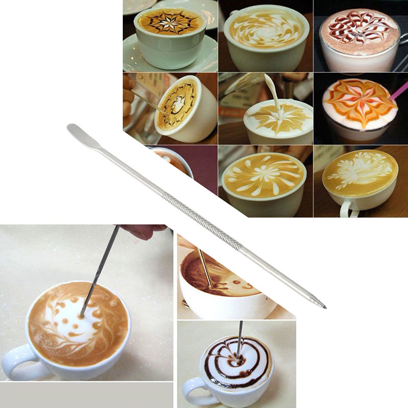 Cappuccino clipart latte art Art Tea Promotion Steel Stainless