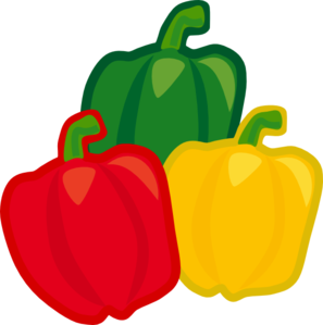 Pepper clipart santa Peppers Free  Art Images