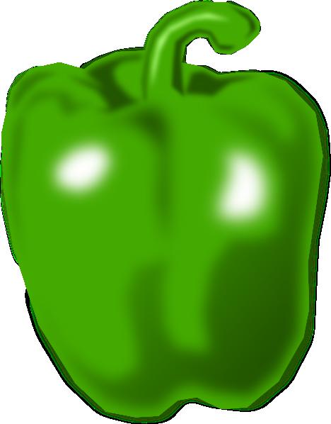 Capsicum clipart bell pepper Clipart  Capsicum