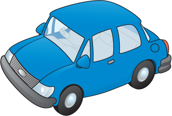 Blue Car clipart Clipartcow 2 of art Cliparting