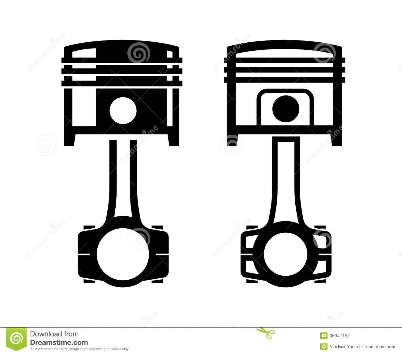 Pitons clipart Piston Clipart collection pistons Clipart