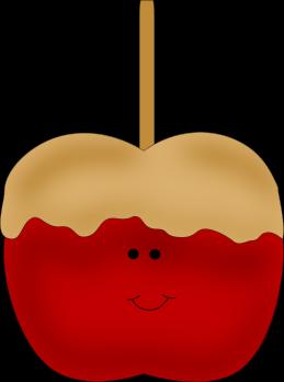 Caramel clipart candy apple Apple Caramel Caramel Clip Apple