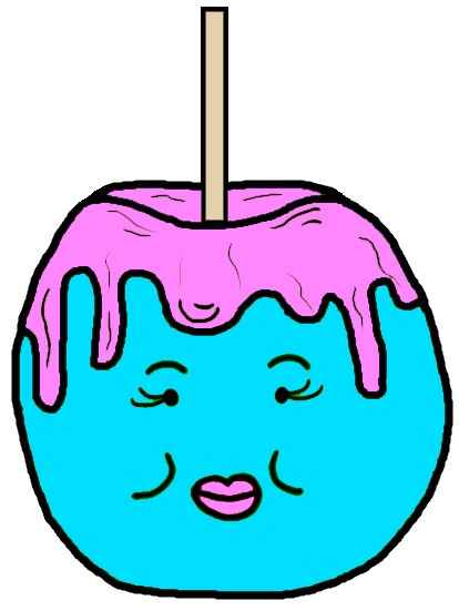 Apple clipart teal Clipart on 97 Pinterest about