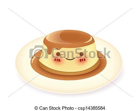 Caramel clipart custard Clip Caramel   images