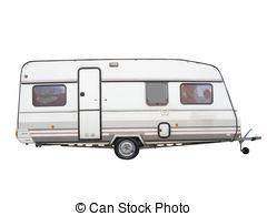 Caravan clipart 692 Caravan Trailer 4 Caravan