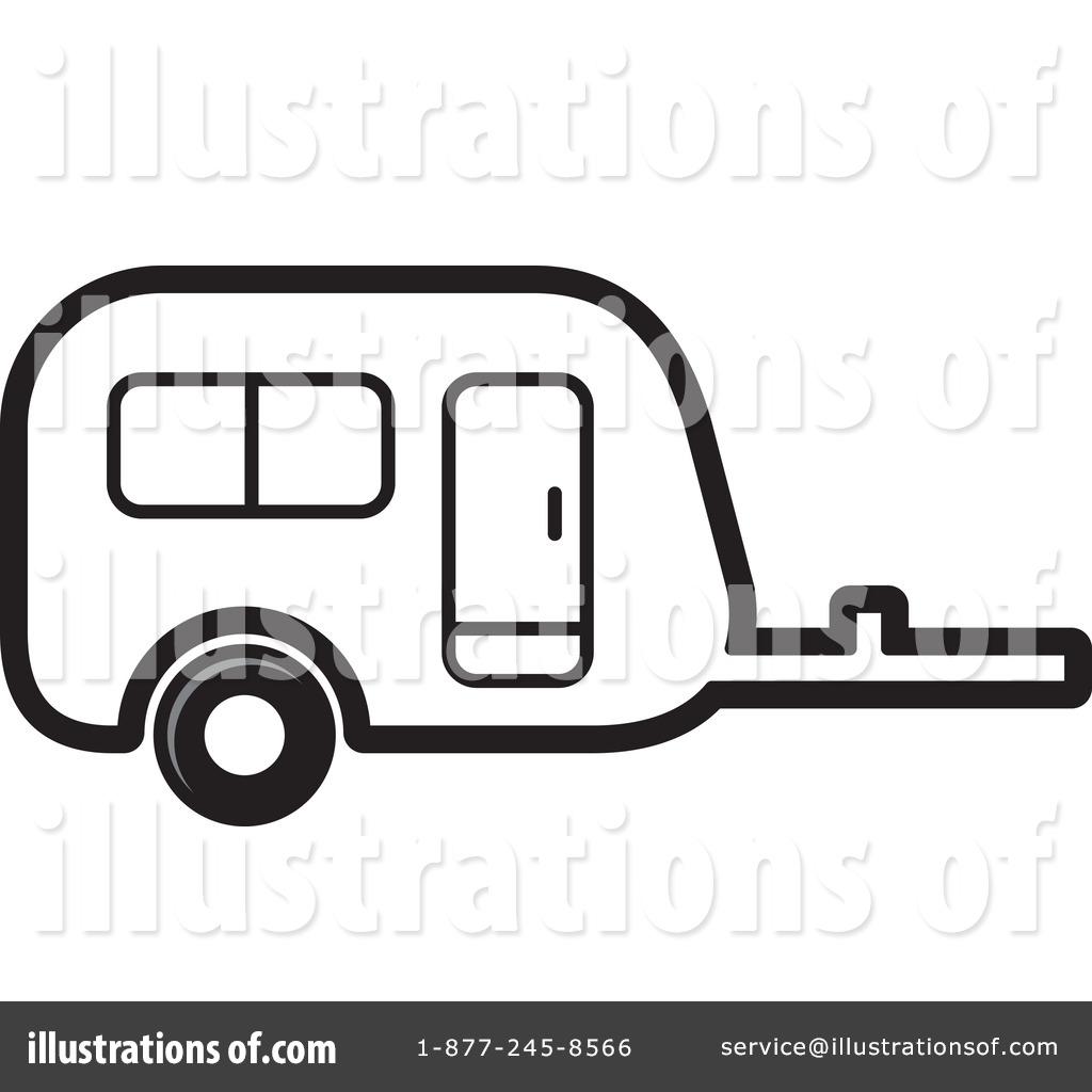 Caravan clipart #1242534 Perera by #1242534 Royalty