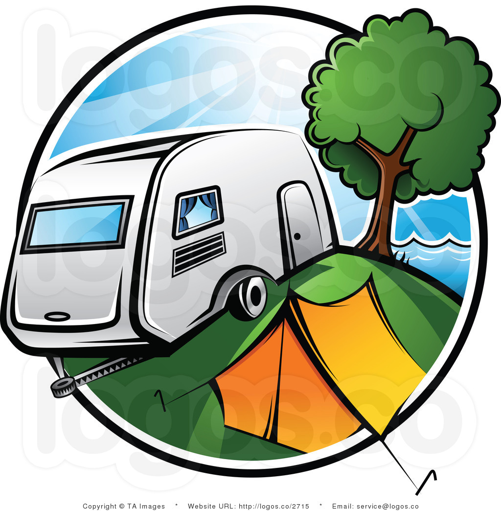 Camping clipart mountain hiking Free Clipart Clipart Camping Cabin