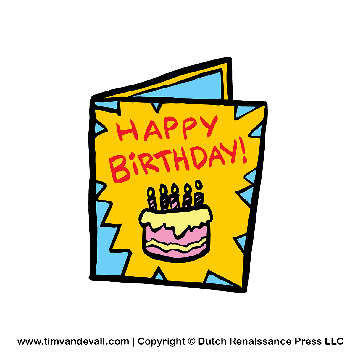 Card clipart Clipart Clip Free Yellow Free