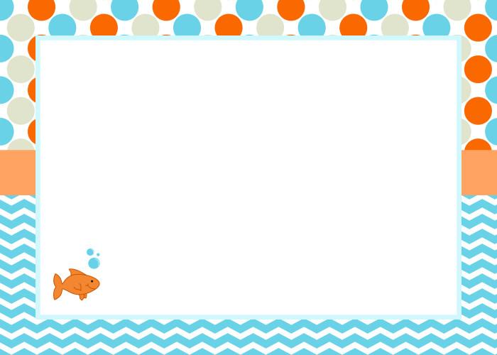 Card clipart blank card Blank Printable Free matching Goldfish