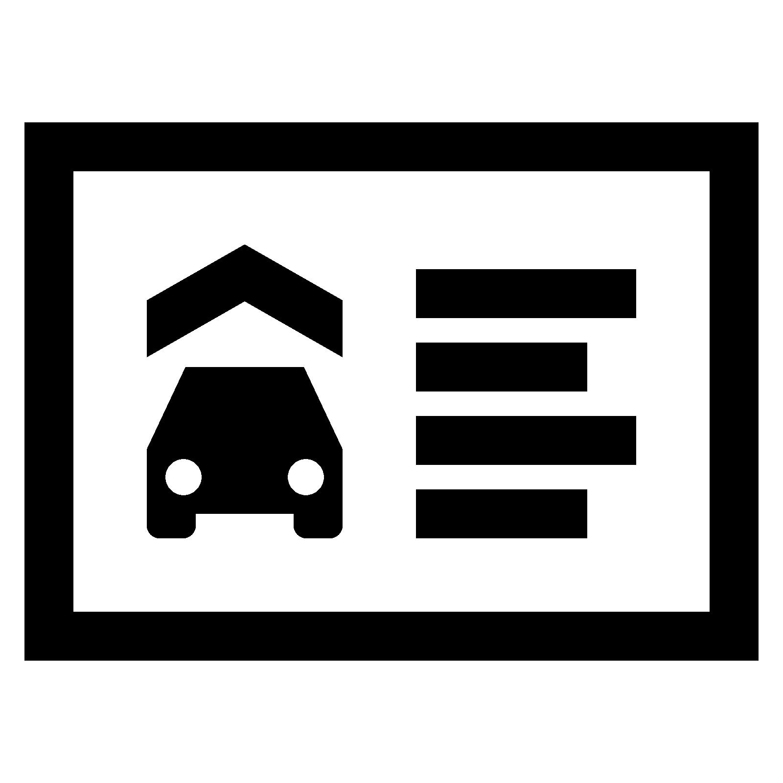 Card clipart car insurance Car Insurance Card Icons8 Card