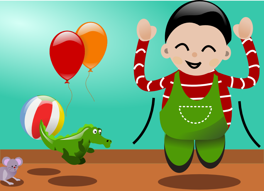 Birthday clipart children's & Birthday Birthday Free Vectors