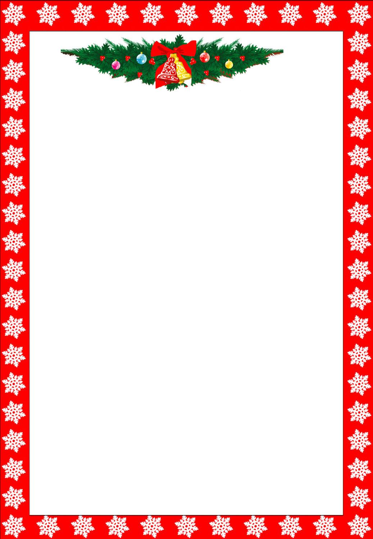 Cards clipart christmas letter Vector christmas borders art art