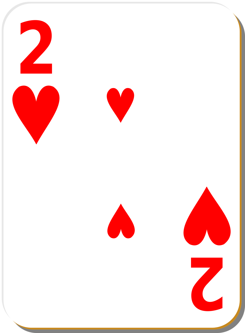 Card clipart deck Of Two Playing Photo Photo