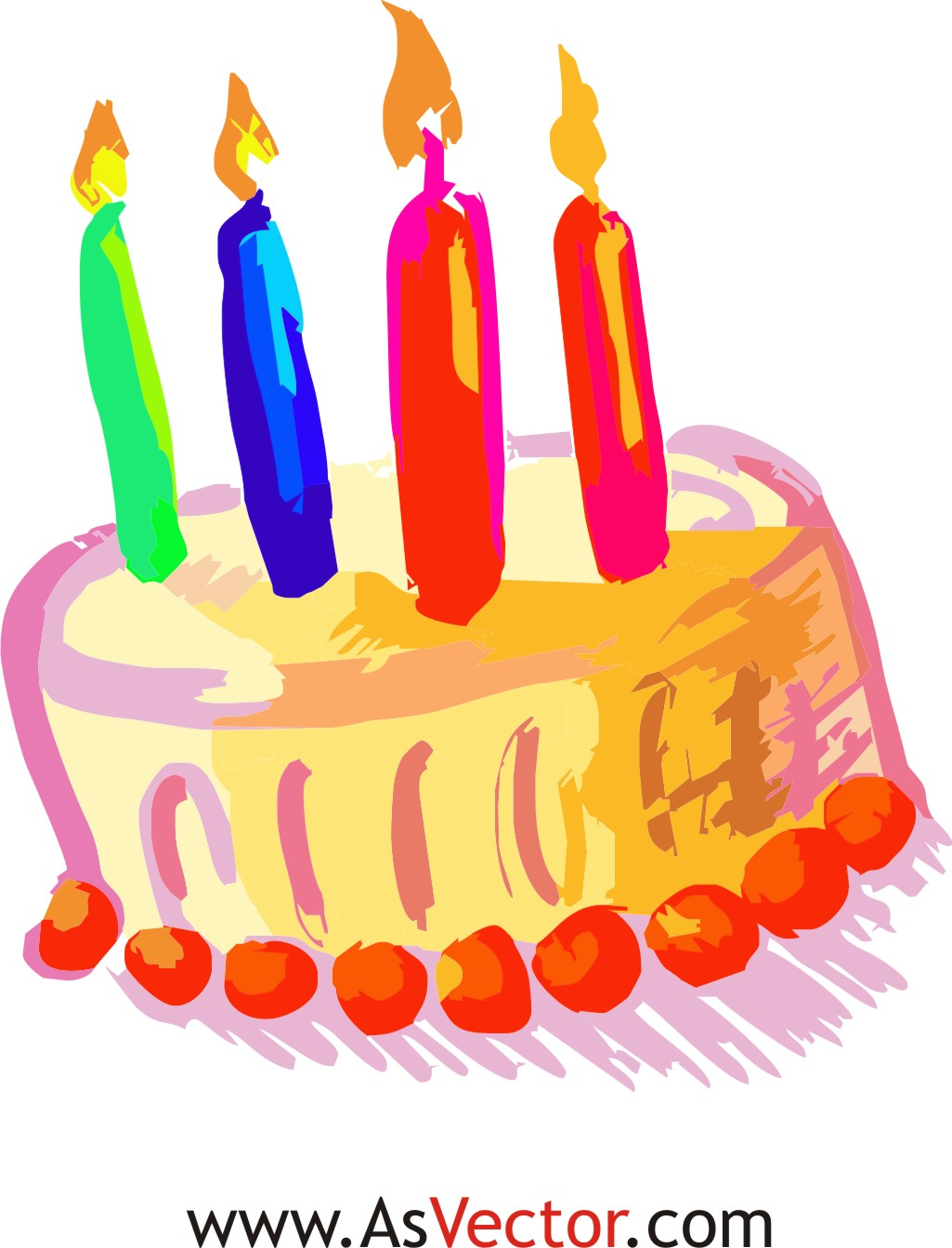 Card clipart happy birthday Cliparthut Clipart  Art Birthday