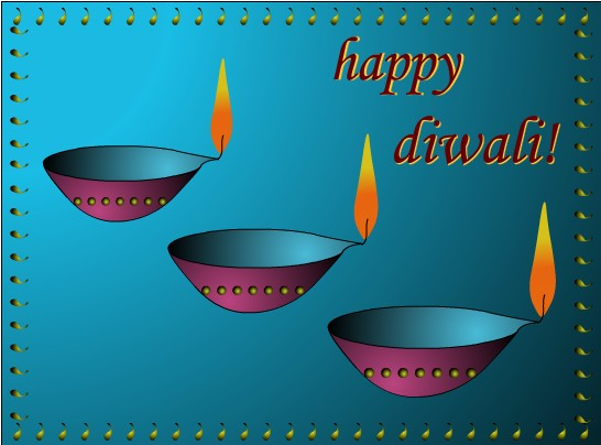 Card clipart happy diwali #8
