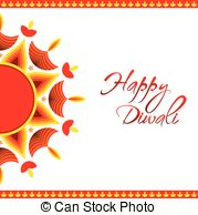 Card clipart happy diwali #13