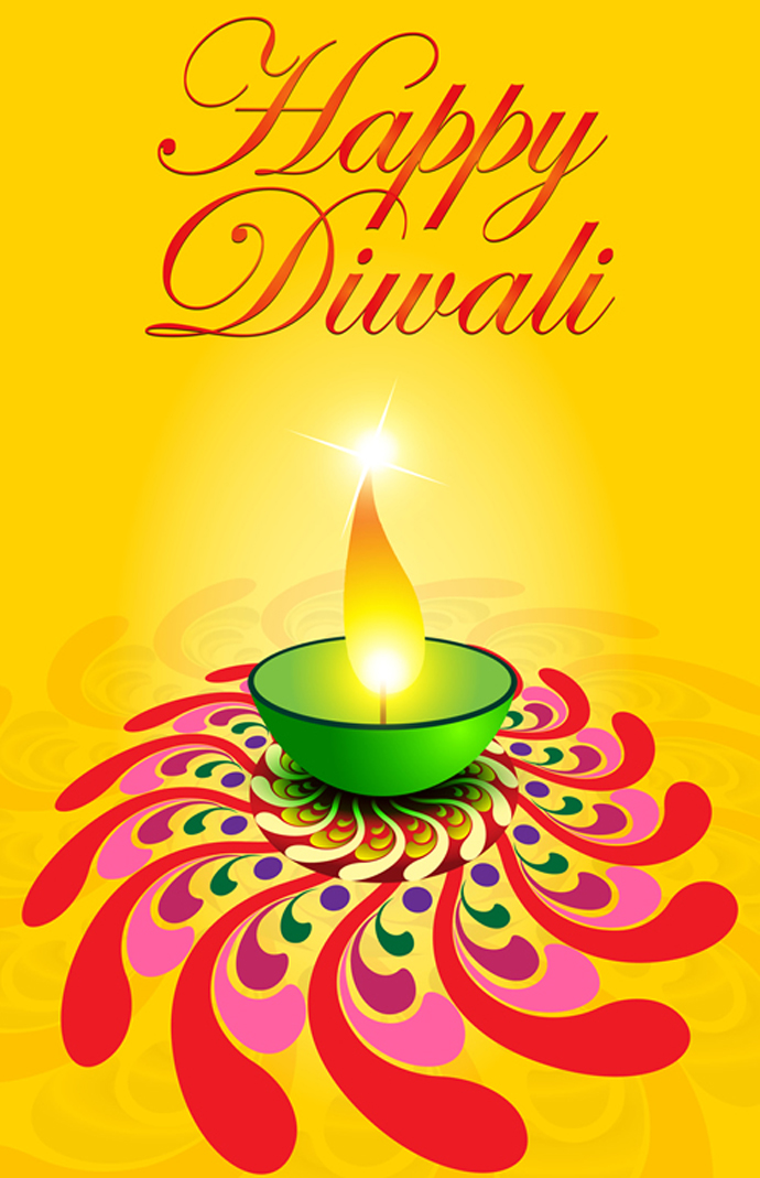 Card clipart happy diwali #10