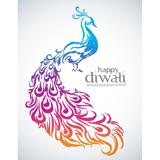 Card clipart happy diwali #4