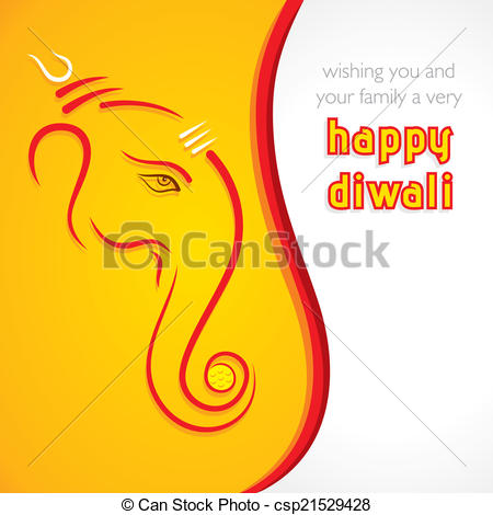 Card clipart happy diwali #7