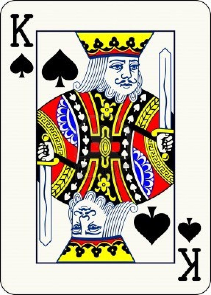 Card clipart king and queen Clip Playing Bitch I'm Download