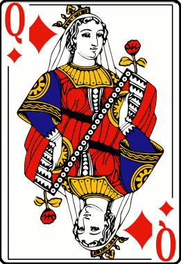 Card clipart king and queen  diamond Index /speed21/pics png