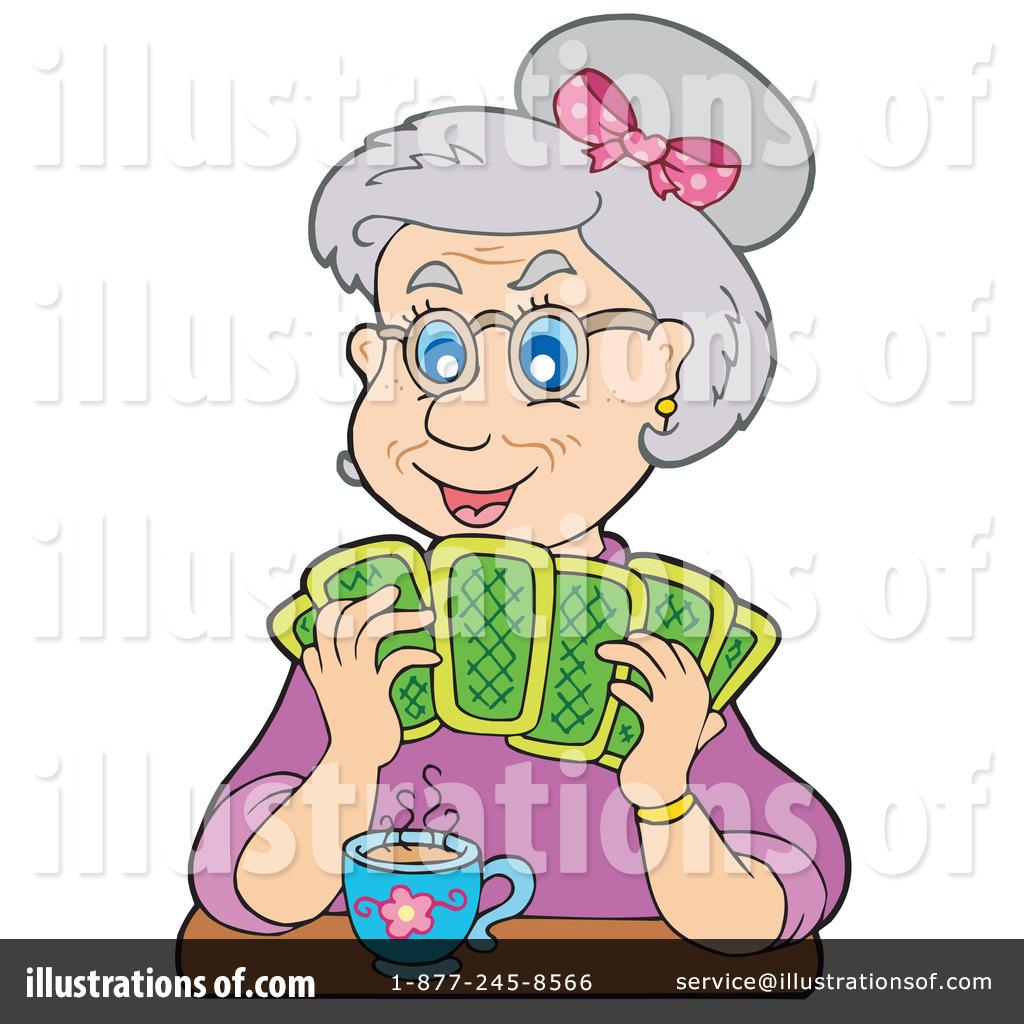 Cards clipart person #213756 Illustration (RF) #213756 visekart