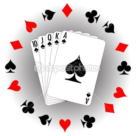 Card clipart rummy Cards Playing Stock Stock Greeting